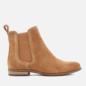 Superdry Women's Millie Suede Chelsea Boots - Rust Tan
