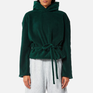 House of Sunny Women's Open Soul Zipped Hoody - Organic Green