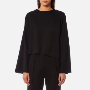 House of Sunny Women's Open Soul Jumper - Black