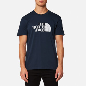 The North Face Men's Short Sleeve Easy T-Shirt - Navy
