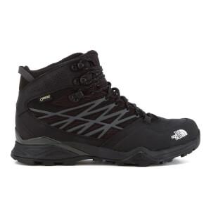 The North Face Men's Hedgehog Hike Mid Gore-Tex Boots - TNF Black/TNF Black