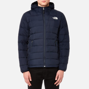 The North Face Men's La Paz Hooded Jacket - Urban Navy/High Rise Grey