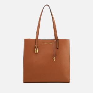 Marc Jacobs Women's The Grind Shopper Bag - Saddle