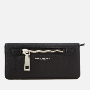 Marc Jacobs Women's Gotham Open Face Wallet - Black