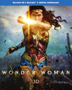 Wonder Woman 3D (Includes 2D Version (Digital Download)