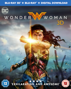 Wonder Woman 3D (Includes 2D Version (Includes Digital Download)