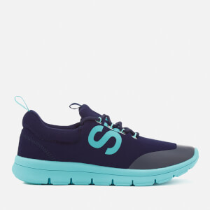 Superdry Women's Scuba Storm Runner Trainers - Navy Grit
