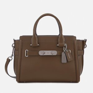 Coach Women's Swagger 27 Tote Bag - Fatique