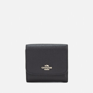 Coach Women's Small Wallet - Black