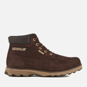 Caterpillar Men's Founder Waterproof Boots - Coffee Bean