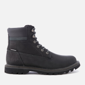Caterpillar Men's Deplete Waterproof Boots - Black