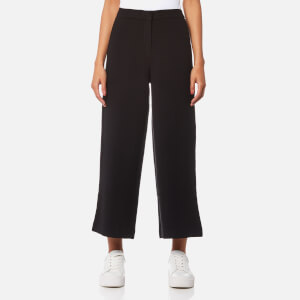 Selected Femme Women's Latte Pants - Black