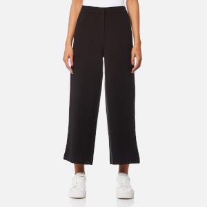 Selected Femme Women's Latte Pants - Dark Sapphire