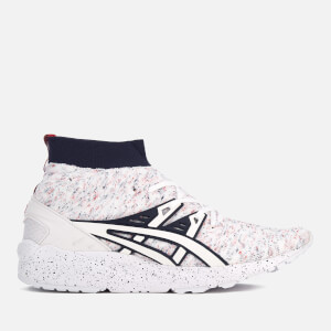 Asics Lifestyle Men's 4Th July Pack Gel Kayano Knit MT Trainers - White/White