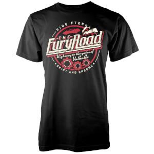 Camiseta Fury - Hombre - Negro