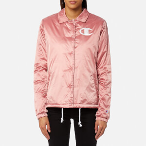 Champion Women's Coach Jacket - Pink