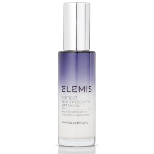 Elemis Peptide4 Night Recovery Cream-Oil (エレミス ペプチド4 ナイト リカバリー クリームオイル) 30ml