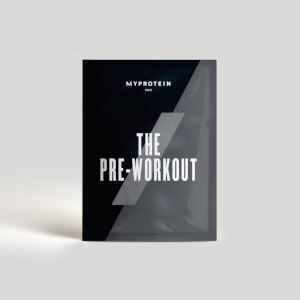 Myprotein THE Pre Workout (Sample)