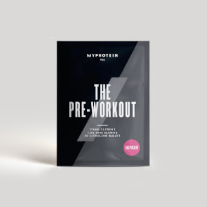 THE Pre-Workout™ (smagsprøve)