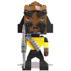 Mega Bloks Kubros Star Trek Klingon Figure