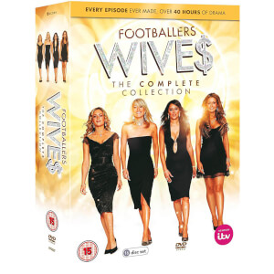 Footballers' Wives Complete Collection