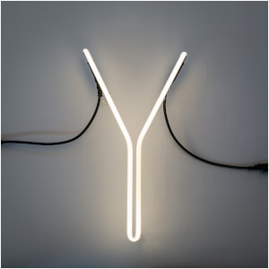 Seletti Alphafont Neon Letter - 35cm - Y