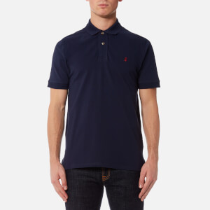 Joules Men's Classic Fit Polo Shirt - French Navy