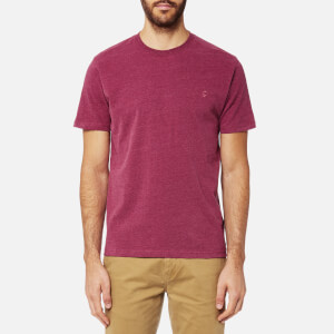 Joules Men's Short Sleeve T-Shirt - Rhubarb Marl