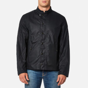 Barbour Men's Heritage Ash Jacket - Navy