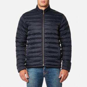 Barbour Men's Templand Quilted Jacket - Navy
