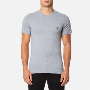 Barbour Men's Standards T-Shirt - Grey Marl