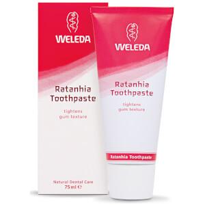 Weleda Ratanhia Toothpaste 75ml: Image 3