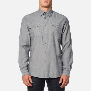 Barbour Men's Bow Shirt - Grey Marl