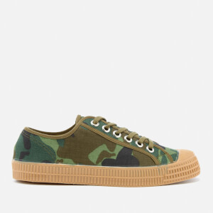 Novesta Men's Star Master Trainers - Green Camo/Transparent
