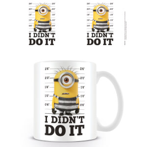 Despicable Me 3 Coffee Mug (I Didn't Do It)