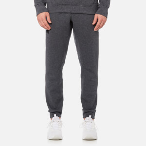Reebok Men's CrossFit Double Knit Joggers - Dark Grey Heather