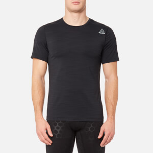 Reebok Men's Activechill Short Sleeve T-Shirt - Black
