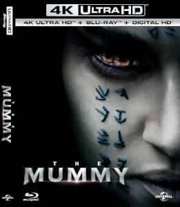 The Mummy (2017) - 4K Ultra HD (Digital Download)