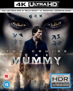 The Mummy (2017) - 4K Ultra HD (Includes Digital Download)