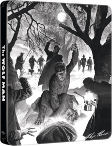 Le Loup-Garou : Collection Alex Ross - Steelbook Exclusif pour Zavvi