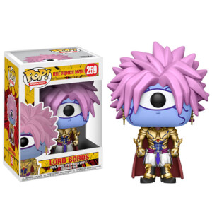One Punch Man Lord Boros Pop! Vinyl Figure