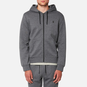 Polo Ralph Lauren Men's Zipped Hoody - Foster Grey