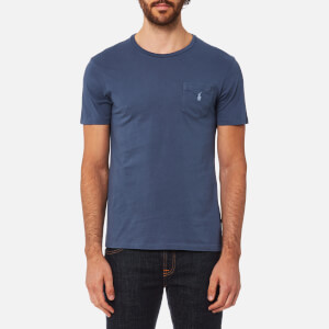 Polo Ralph Lauren Men's Pocket T-Shirt - Light Navy