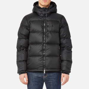 Polo Ralph Lauren Men's Nylon Ripstop Jacket - Polo Black