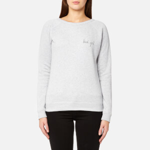 Maison Labiche Women's Bad Girl Sweatshirt - Grey