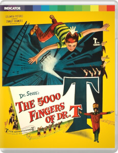 5000 Fingers of Dr T - Dual Format (Includes DVD)