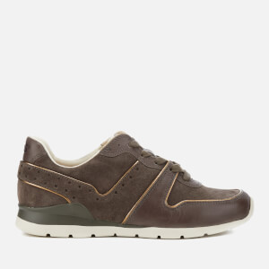 UGG Women's Deaven Leather/Suede Running Trainers - Mouse