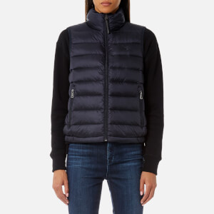Polo Ralph Lauren Women's Lightweight Nylon Vest - Navy