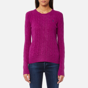 Polo Ralph Lauren Women's Julianna Jumper - Pink