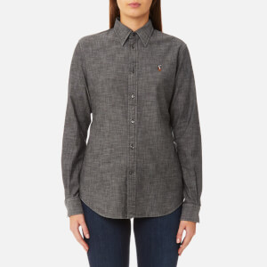 Polo Ralph Lauren Women's Kendal Shirt - Grey
